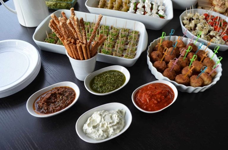 Party Tray - Entertaining Guests at Your New Home in San Marcos