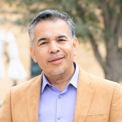 Portrait of real estate agent Gilbert Rodriguez